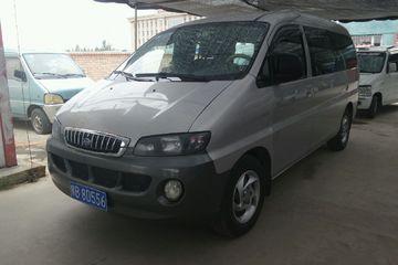 江淮 瑞风 2008款 2.4 手动 彩色之旅标配型5-8座
