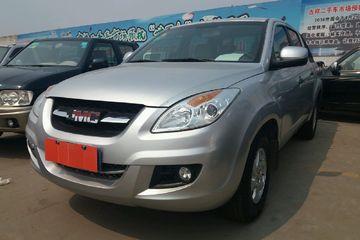 江铃 域虎 2012款 2.4T 手动 普通版JX4D24后驱 柴油