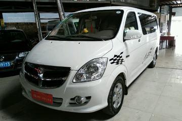 福田 蒙派克 2009款 2.4 手动 商务舱超豪华型长轴7座