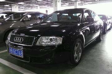 奥迪 A6 2004款 2.4 自动 基本型