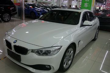 宝马 4系Coupe 2014款 2.0T 自动 420i四门时尚型