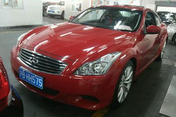 英菲尼迪 G Coupe 2009款 3.7 自动 G37(351HP)