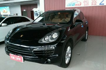 保时捷 卡宴 2014款 3.0T 自动 Platinum Edition铂金版