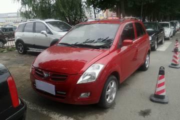 天津一汽 威志V2 Cross 2012款 1.3 手动 豪华型