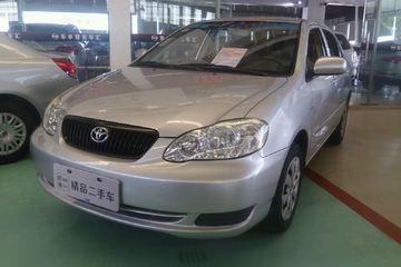 丰田 花冠 2009款 1.6 手动 特惠版G