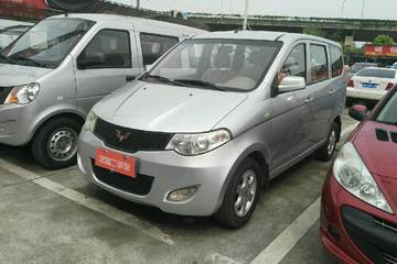 五菱 宏光 2010款 1.4 手动 6430M标准型7座