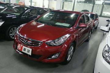 现代 朗动 2012款 1.6 手动 GS时尚型