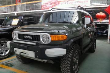 丰田 FJ酷路泽 2011款 4.0 自动 四驱