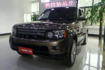 路虎 揽胜运动版 2010款 3.0T 自动 HSE 柴油