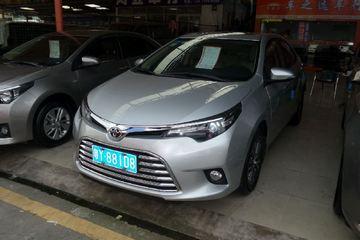 丰田 雷凌 2014款 1.6 自动 GL领先版