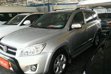 丰田 RAV4 2011款 2.4 自动 豪华升级型四驱