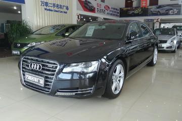 奥迪 A8L 2011款 3.0T 自动 (333HP)舒适型四驱