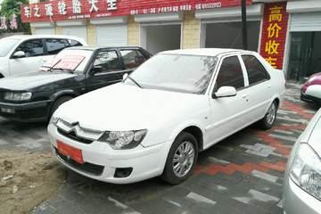 雪铁龙 爱丽舍三厢 2012款 1.6 手动 科技型 CNG油气混合