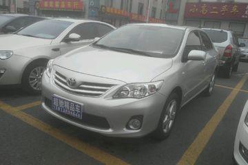 丰田 卡罗拉 2012款 1.8 手动 GL-i炫装版