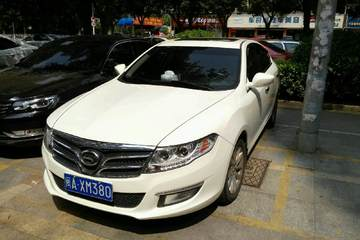 广汽传祺 传祺GA5 2013款 2.0 自动 豪华版