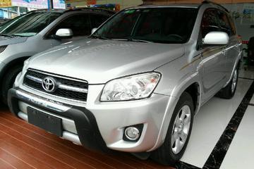 丰田 RAV4 2011款 2.4 自动 至臻版四驱