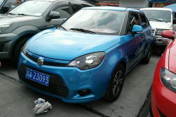 MG MG3 2012款 1.3 手动 舒适版