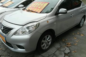 日产 阳光 2011款 1.5 自动 XV尊贵版