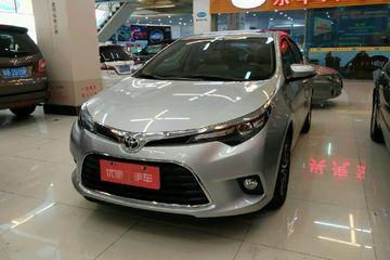 丰田 雷凌 2016款 1.6 自动 E新锐版