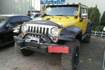 Jeep 牧马人 2009款 3.8 自动 Rubicon四门