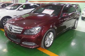 奔驰 C级 2013款 1.8T 自动 C260优雅型Grand Edition