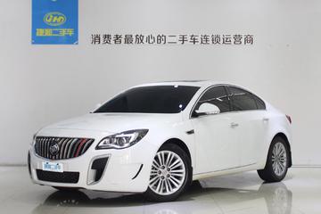 别克 君威 2015款 2.0T 自动 GS燃情运动型