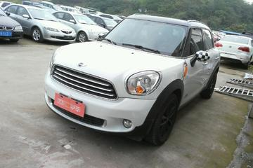 MINI Countryman 2014款 1.6T 自动 COOPER ALL4 Fun四驱