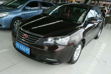 吉利 EC7经典三厢 2012款 1.5 手动 舒适型