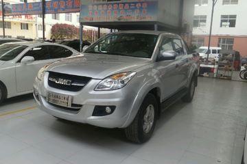 江铃 域虎 2012款 2.4T 手动 LX四驱 柴油