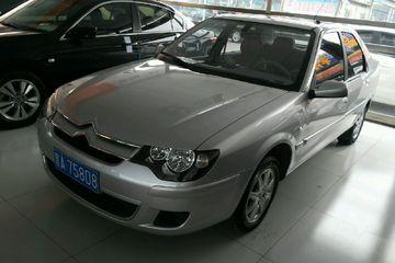 雪铁龙 爱丽舍三厢 2012款 1.6 手动 科技型