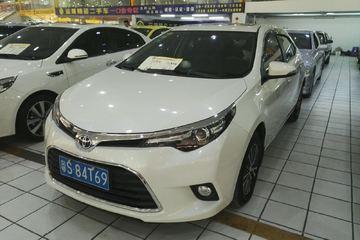 丰田 雷凌 2014款 1.6 自动 G精英版