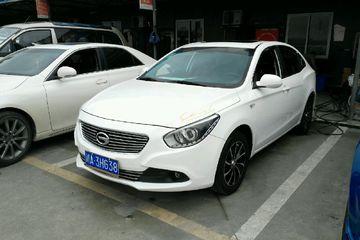 广汽传祺 传祺GA3 2013款 1.6 手动 豪华ESP版