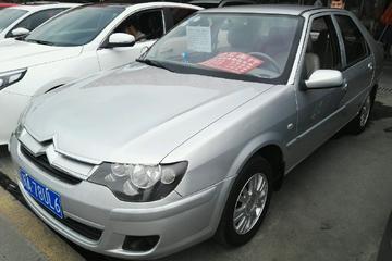 雪铁龙 爱丽舍三厢 2011款 1.6 手动 尊贵型
