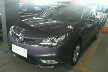 MG MG5 2012款 1.5 手动 豪华版