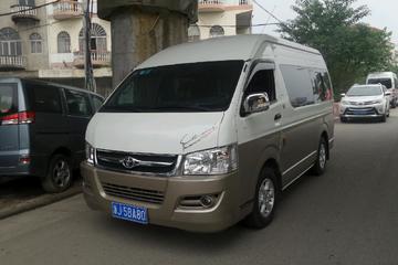 九龙 天马商务车 2010款 2.5T 手动 A5精英型 柴油版