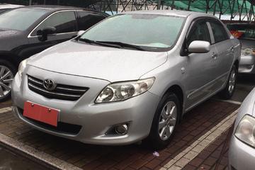 丰田 卡罗拉 2007款 1.6 自动 GL