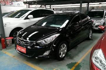 现代 朗动 2012款 1.6 手动 GLX领先型