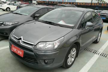雪铁龙 世嘉三厢 2009款 1.6 手动 舒适型