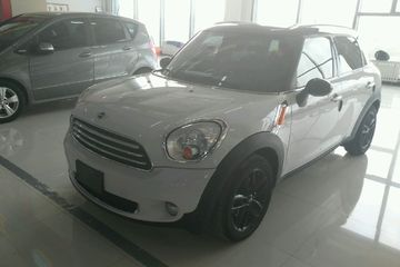 MINI Cooper Coupe 2012款 1.6 自动