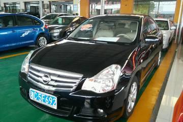 日产 轩逸 2009款 1.6 手动 XL豪华天窗版