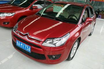 雪铁龙 世嘉三厢 2011款 1.6 自动 时尚型