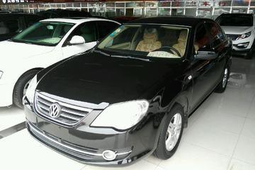 大众 宝来三厢 2011款 1.6 手动 舒适型