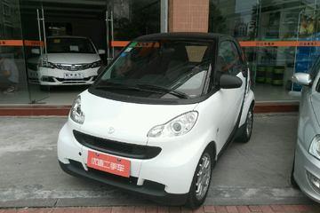 smart ForTwo 2011款 1.0 自动 MHD硬顶标准版