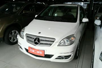 奔驰 B级 2009款 2.0 自动 B200时尚型