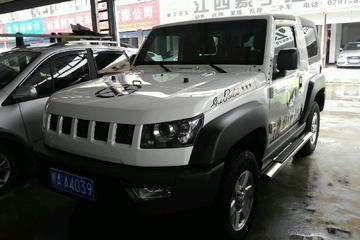 北京汽车 北京40 2014款 2.4 手动 穿越版四驱