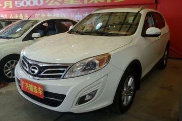 广汽传祺 传祺GS5 2013款 1.8T 自动 精英版前驱