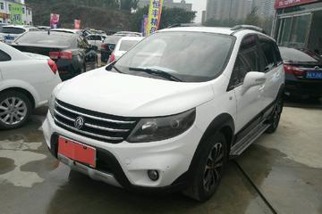 东风风行 景逸X5 2013款 1.6 手动 尊享型 国IV