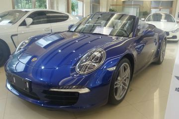 保时捷 911 敞篷车 2012款 3.8 自动 CarreraS