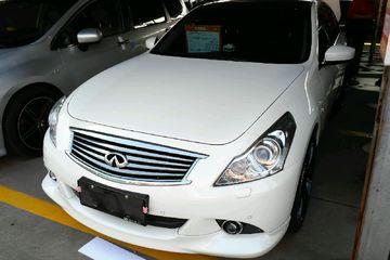 英菲尼迪 G三厢 2010款 2.5 自动 G25运动版