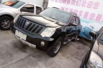 福田 拓陆者 2012款 2.8T 手动 基本型四驱 柴油